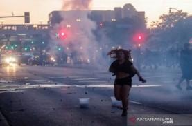 Gelombang Demonstrasi di AS, Amazon dan Apple Pangkas…