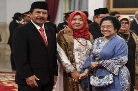 Bamsoet, Megawati dan Firli Bicara Soal Pancasila