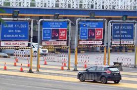 Arus Balik Lebaran, Jasa Marga: 422.000 Kendaraan…
