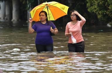 BPBD Lebak Kembali Salurkan Logistik Korban Banjir