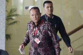 KPK Tangkap Buronan Eks Sekretaris MA Nurhadi