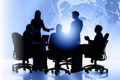 Karyawan dan pengusaha, memiliki peran penting dalam tiap-tiap tugasnya. - ilustrasi