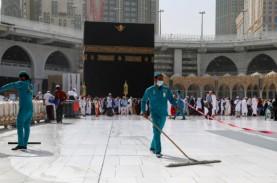 Arab Saudi Pertimbangkan 20 Persen Kuota Jemaah Haji…