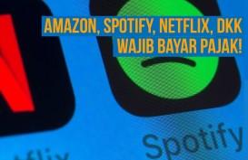 Netflix dan Spotify Wajib Bayar Pajak Per 1 Juli di Indonesia