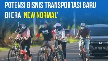 Bisnis Sepeda Jadi Potensi Bisnis Baru di Era New Normal
