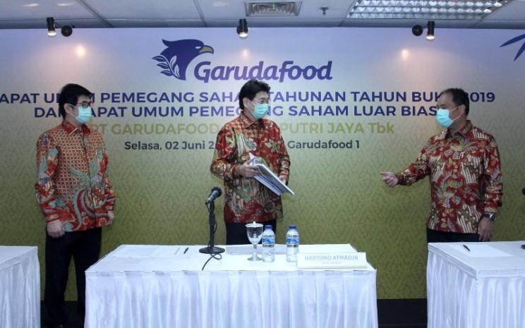 RUPS PT Garuda Food Tbk. (GOOD). Istimewa
