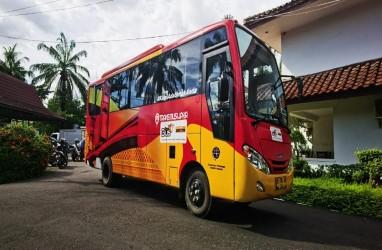 Kemenhub Perkuat LRT Palembang dengan Bus Pengumpan, Ini Rutenya...