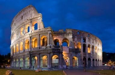 Colosseum Italia Kembali Dibuka Setelah Tutup 3 Bulan