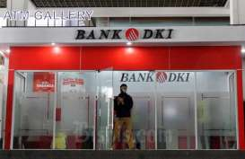 Separuh Nasabah UKM Bank DKI Ajukan Keringanan Kredit