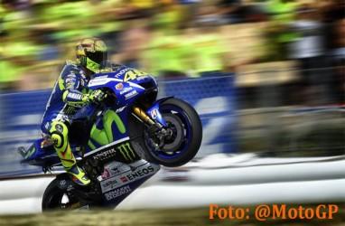 Jelang Balapan MotoGP 2020, Rossi Kembali Berlatih di Sirkuit Misano