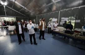 Menkes Terawan Berharap RS Lapangan Indrapura Tak Banyak Pasien