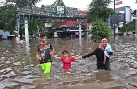 Penanggulangan Banjir-Longsor Jabodetabekpunjur Telan Rp34 Triliun