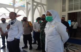 PSBB Palembang, Pusat Perbelanjaan Kembali Dibuka dengan Protokol Covid-19