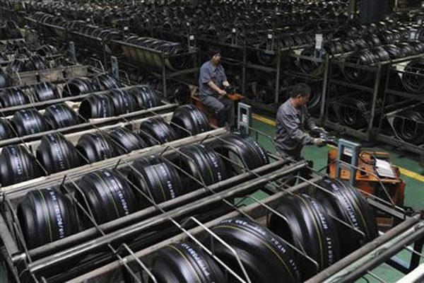Hankook Tire. - reuters