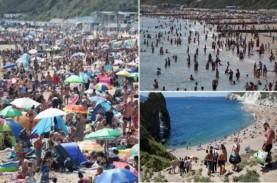 Wisatawan 'Serbu' Pantai, Dorset Dikhawatirkan Alami…