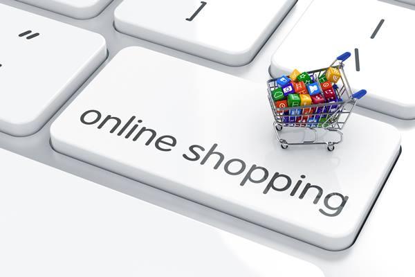Belanja online - Ilustrasi