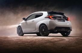 Toyota Luncurkan GR Yaris, Tampilan Mirip Mobil Reli