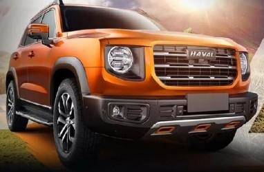 Desainer Mobil SUV China Ini Ternyata Mantan Direktur Land Rover