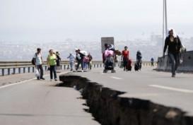 Chile Diguncang Gempa 6,8 Magnitudo