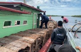 Pantang Kendur, Bea Cukai Riau Tetap Laksanakan Patroli Laut di Masa Pandemi