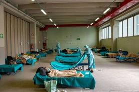Jumlah Kematian Terkait Virus Corona di Italia Terus…