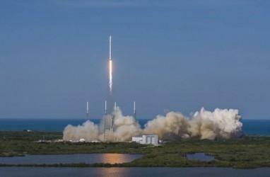 Falcon 9 Meluncur Pagi Ini, Bawa 60 Satelit Starlink untuk Memblokir Sinar Matahari