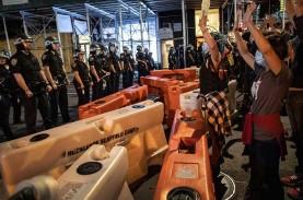Trump Desak Pemimpin New York Tindak Tegas Demonstran…