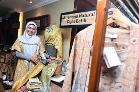 Marenggo Natural Dyes Batik: Kembalinya Batik Pewarna…