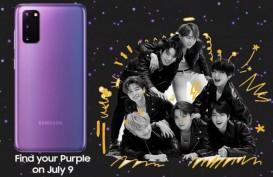 Samsung Rilis Edisi Khusus Galaxy S20 Pada Juli