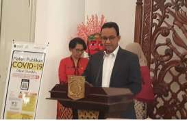 Gubernur Anies: PSBB di DKI Jakarta Dilonggarkan