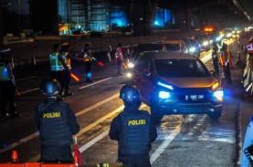 Polisi Halau dan Putar Balikkan 118.852 Kendaraan…