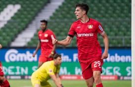 Voeller Berharap Havertz Tetap Bertahan di Leverkusen Musim Depan