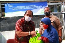 BPJAMSOSTEK Distribusikan Ratusan Paket Sembako ke…