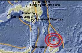 Daruba Maluku Utara Gempa Magnitudo 7,1