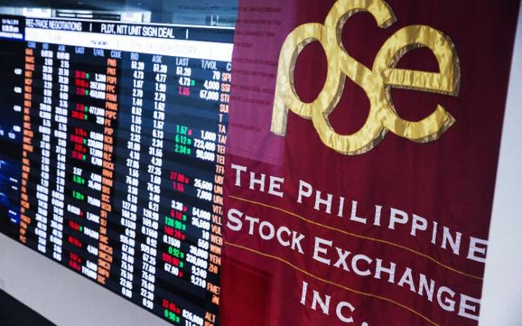 Bursa Efek Filipina. - Bloomberg