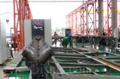 Kegiatan Konstruksi Tertunda, Utilitas Industri Baja Hilir Anjlok