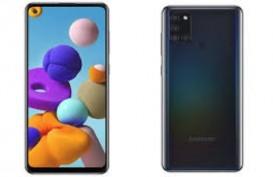 Samsung Rilis Galaxy A21s dengan Prosesor Teranyar Exynos 850