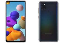 Samsung Rilis Galaxy A21s dengan Prosesor Teranyar…