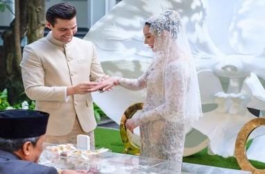 Cantiknya Foto-foto Pernikahan Pengusaha Fitria Yusuf