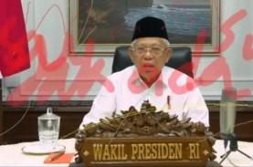 Webinar Penuh Coretan saat Wapres Tampil, UIN Malang…