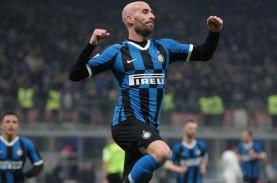 Kontrak di Inter Usai, Borja Valero Berkeras Bertahan…