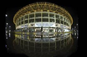 Stadion GBK Kembali Dibuka Hari Ini