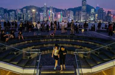 Bank Sentral China Dukung Peran Hong Kong sebagai Pusat Keuangan Global