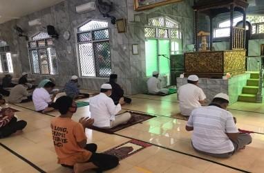 Masjid dan Rumah Ibadah di OKI Dibuka Kembali dengan Protokol Kesehatan