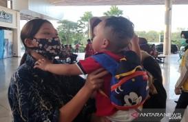 Balita dan Ibunya Terpisah 10 Bulan di Hongkong Akhirnya Bertemu