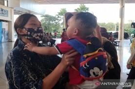 Balita dan Ibunya Terpisah 10 Bulan di Hongkong Akhirnya…