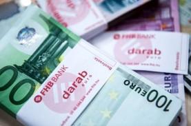 Euro Hentikan Reli Penguatan Terpanjang Sejak 2011