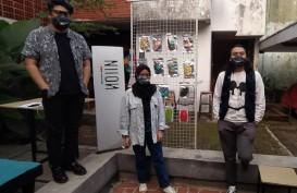 Strategi Bertahan di Masa Pandemi Covid-19 Lewat Masker Nyentrik Ala NIION