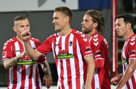 Hasil Bundesliga, Freiburg Jaga Peluang ke Kompetisi…
