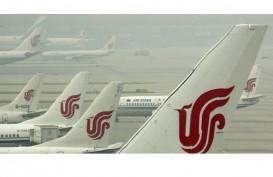AS Batasi Maskapai China Terbang 2 Kali Seminggu, China Izinkan Maskapai AS Sekali Seminggu